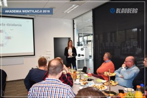 Nowy Manager Blauberg